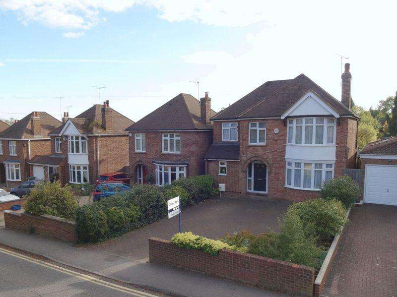 4 Bedrooms Detached House for sale in Church Green Road, Bletchley