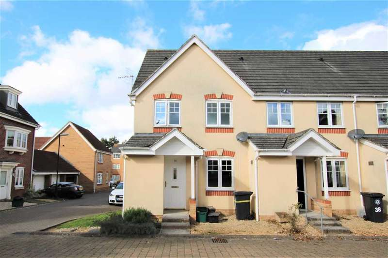 3 Bedrooms End Of Terrace House for sale in Britton Gardens, Kingswood, Bristol