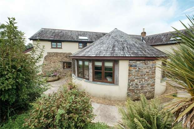 6 Bedrooms Barn Conversion Character Property for sale in EAST WORLINGTON, Crediton, Devon