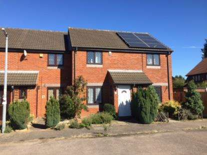 2 Bedrooms Terraced House for sale in Millwright Way, Flitwick, Bedford, Bedfordshire