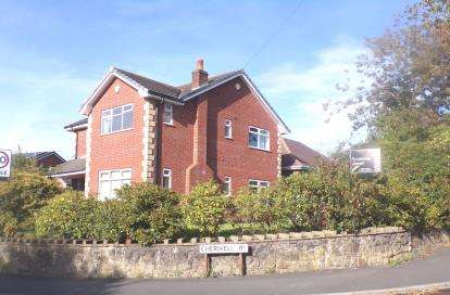 4 Bedrooms Detached House for sale in Cherwell Road, Westhoughton, Bolton, Greater Manchester, BL5