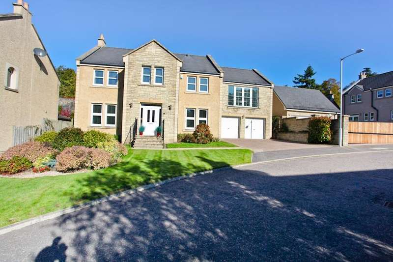 6 Bedrooms Detached House for sale in Leslie Mains, Glenrothes