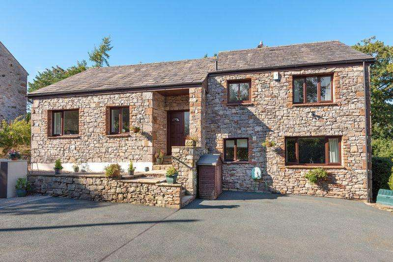 4 Bedrooms Detached House for sale in The Old Paddock, Newbiggin, Stainton, Penrith