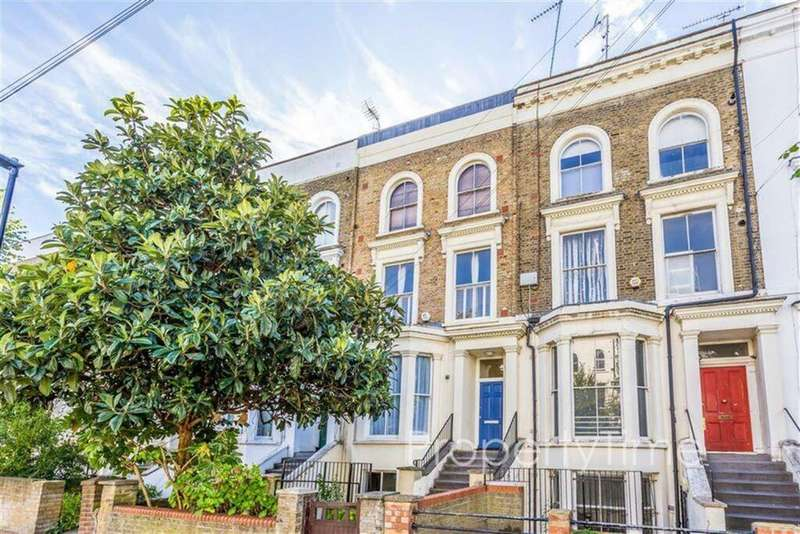 3 Bedrooms Flat for sale in Yonge Park, Finsbury Park, London