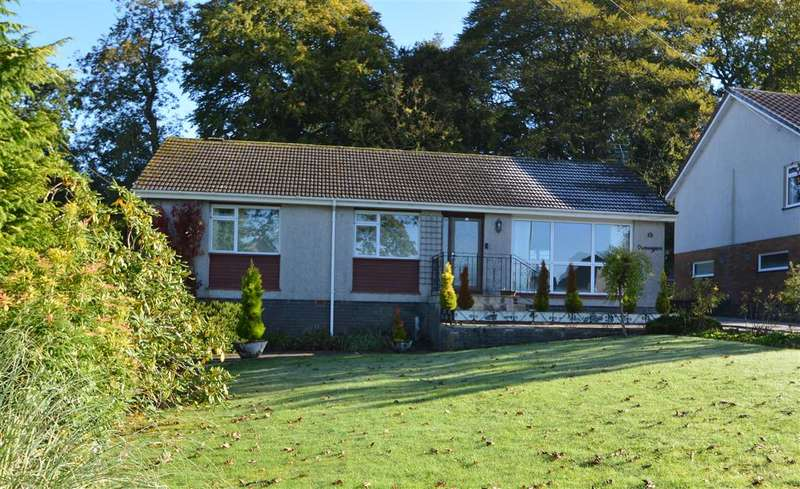 3 Bedrooms Bungalow for sale in Church Road, Wishaw
