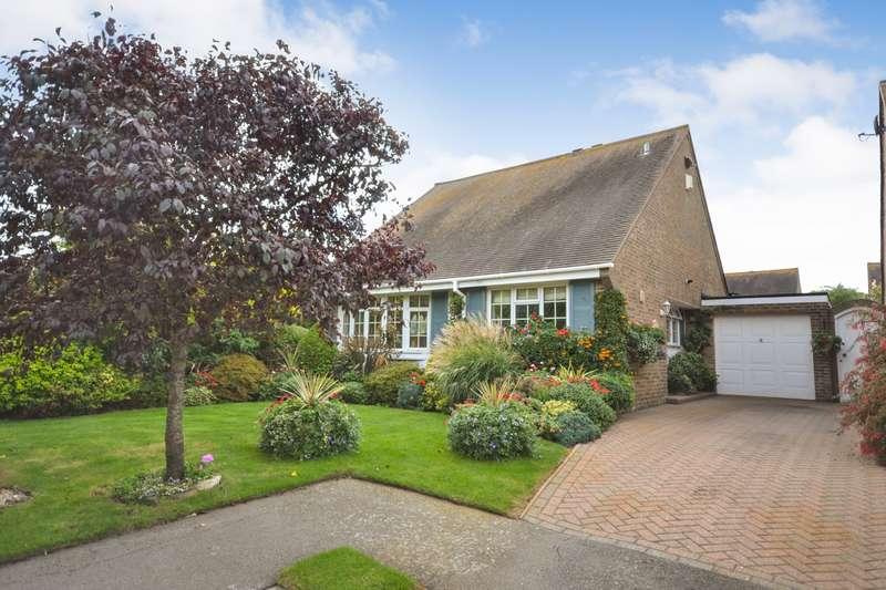 3 Bedrooms Detached Bungalow for sale in Wannock Gardens, Polegate, BN26
