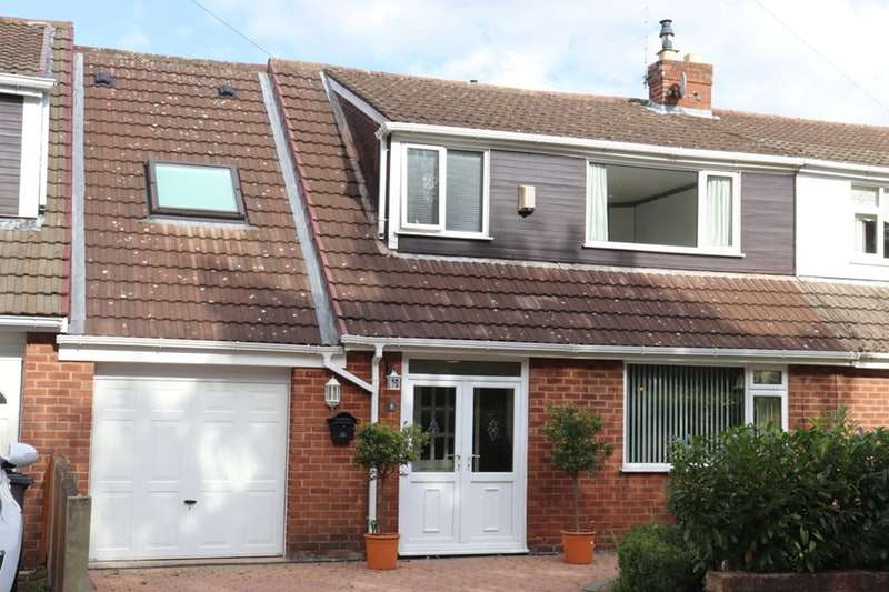 5 Bedrooms Semi Detached House for sale in Redsands, Aughton, Lancashire, L39