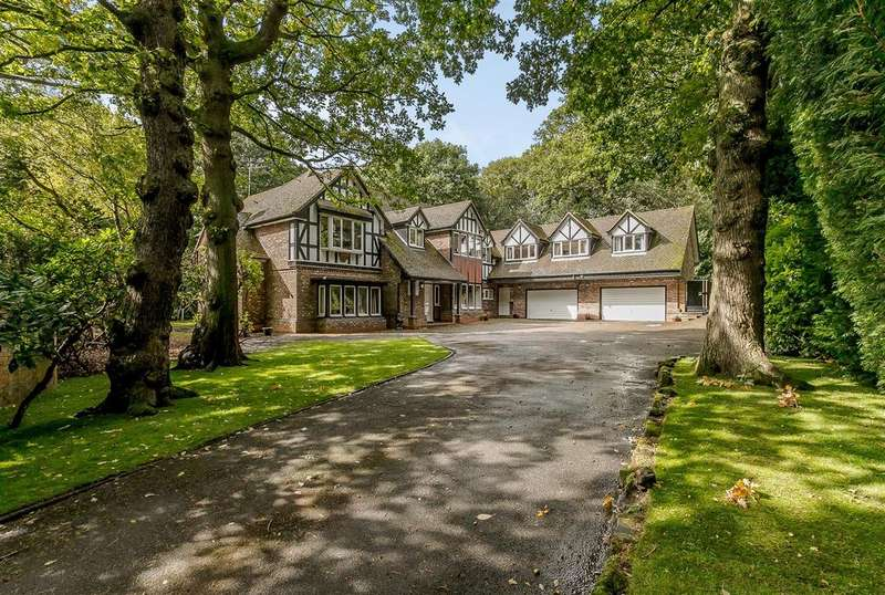 6 Bedrooms House for sale in Greensleeves,Hartopp Road,Four Oaks Estate