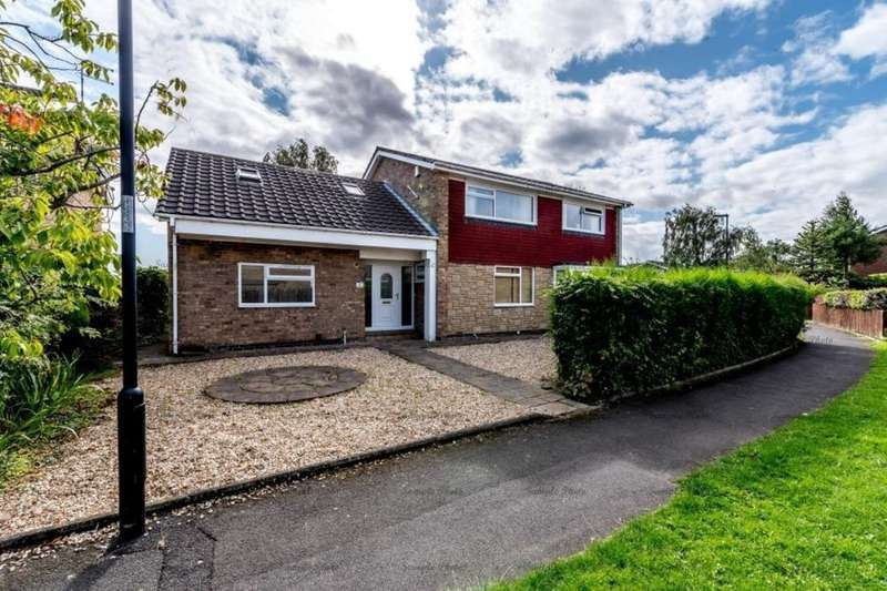 5 Bedrooms Detached House for sale in Juniper Walk, Chapel Park, Newcastle Upon Tyne, NE5