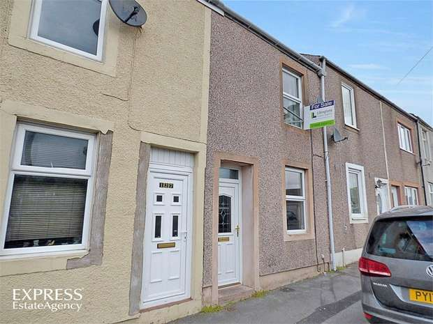 3 Bedrooms Terraced House for sale in Bowthorn Road, Cleator Moor, Cumbria