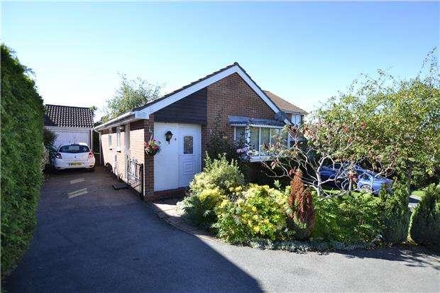2 Bedrooms Detached Bungalow for sale in Parkers Close, Bristol, BS10 6LZ