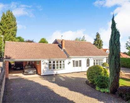 5 Bedrooms Detached House for sale in Papplewick Lane, Hucknall, Nottingham, Nottinghamshire