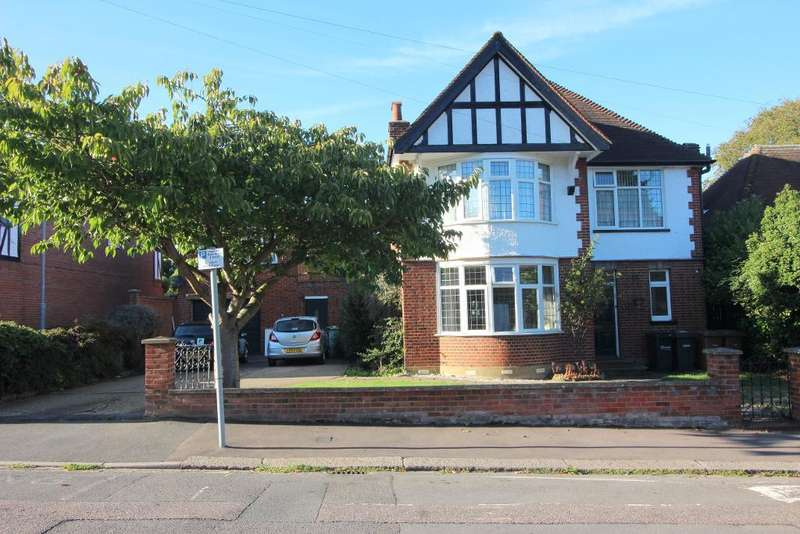 5 Bedrooms Detached House for sale in Lansdowne Road, Luton, Bedfordshire, LU3 1EE
