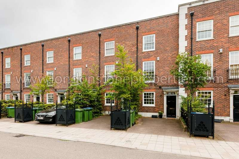3 Bedrooms Town House for sale in Hastings Street, Royal Arsenal SE18