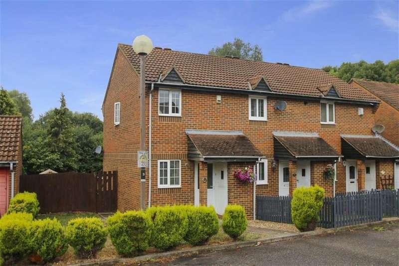 2 Bedrooms End Of Terrace House for sale in Lothersdale, Heelands, Milton Keynes