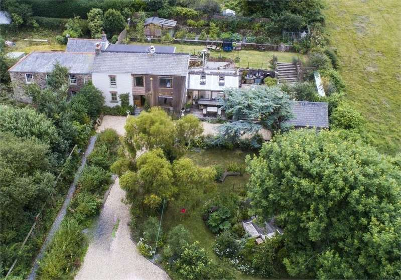 4 Bedrooms Semi Detached House for sale in Water Lane, St Agnes
