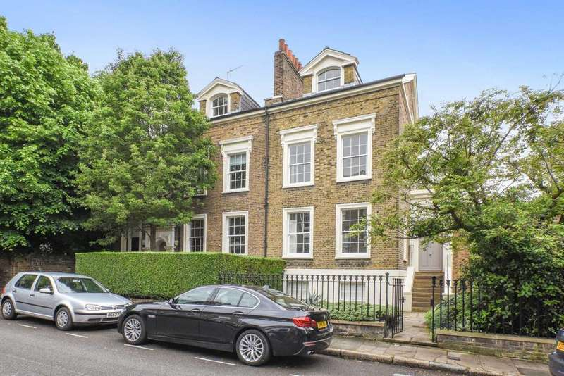4 Bedrooms Semi-detached Villa House for rent in Alwyne Villas, Canonbury , London N1