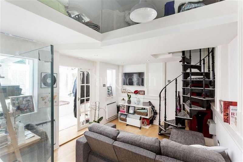 1 Bedroom Flat for sale in College Crescent, Belsize Park, London