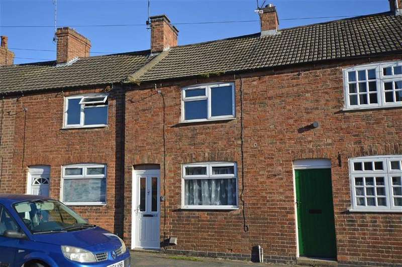 2 Bedrooms Terraced House for sale in Main Street, Fleckney