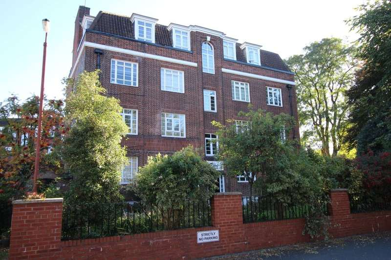 2 Bedrooms Flat for sale in Wilmslow Road, Manchester, M20