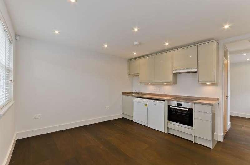 1 Bedroom Flat for rent in Colne Road, Twickenham, TW2