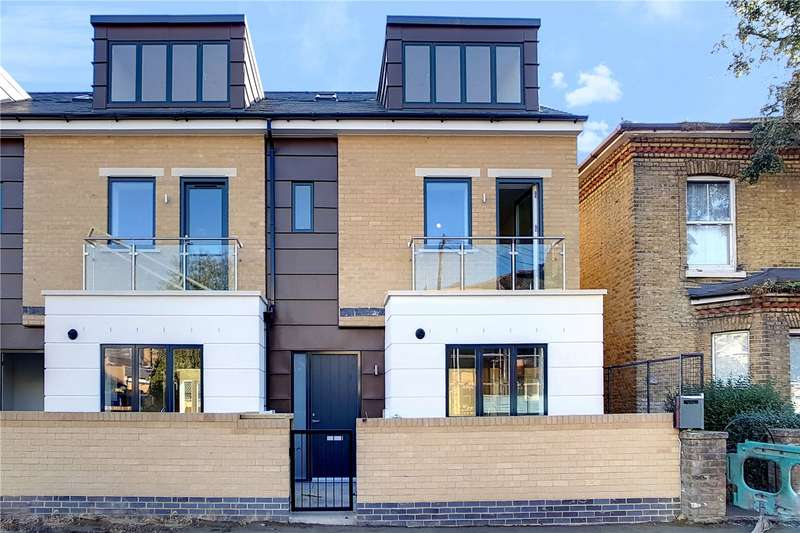 4 Bedrooms End Of Terrace House for sale in Arnold Road, London, SW17