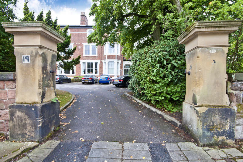 2 Bedrooms Flat for sale in Grove Park, Toxteth , Liverpool, L8