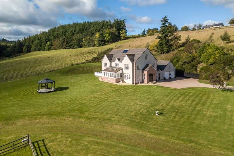 4 Bedrooms Equestrian Facility Character Property for sale in Sunnybrae House, Comers, Midmar, Aberdeenshire, AB51