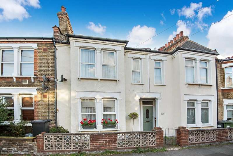 2 Bedrooms Terraced House for sale in Leahurst Road Hither Green SE13