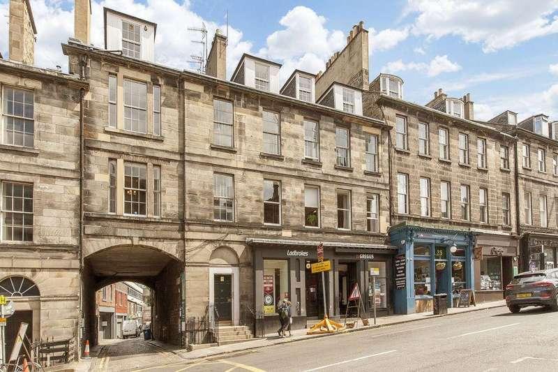 3 Bedrooms Flat for sale in 31/1 Broughton Street, Edinburgh, EH1 3JU