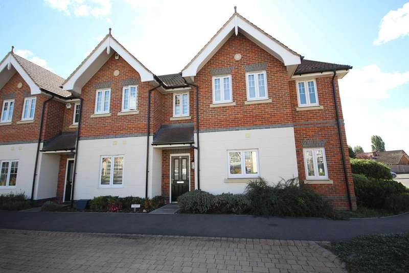 3 Bedrooms End Of Terrace House for sale in Simpson Close, Maidenhead