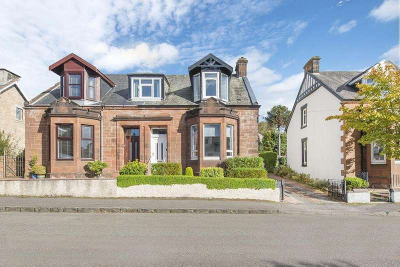 3 Bedrooms Semi Detached House for sale in 7 Walter Street, Wishaw, ML2 8LQ