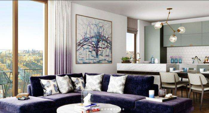 3 Bedrooms Penthouse Flat for sale in West Hampstead Square, London, NW6