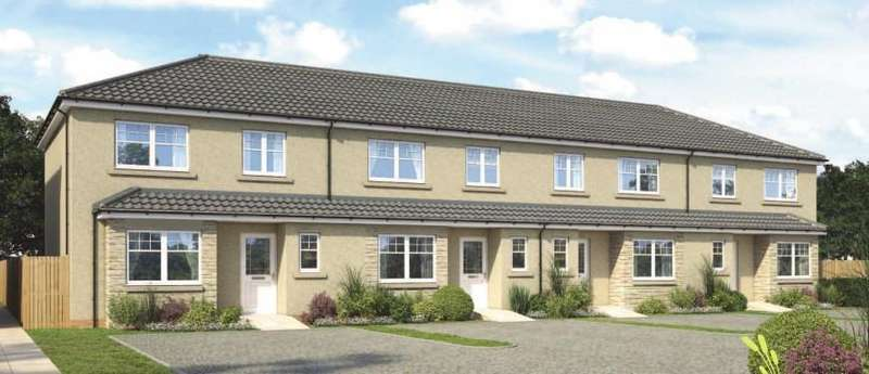 3 Bedrooms Terraced House for sale in Lochtyview Way, Glenrothes