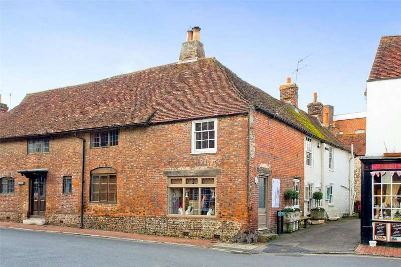 2 Bedrooms End Of Terrace House for sale in High Street, Alfriston, East Sussex, BN26