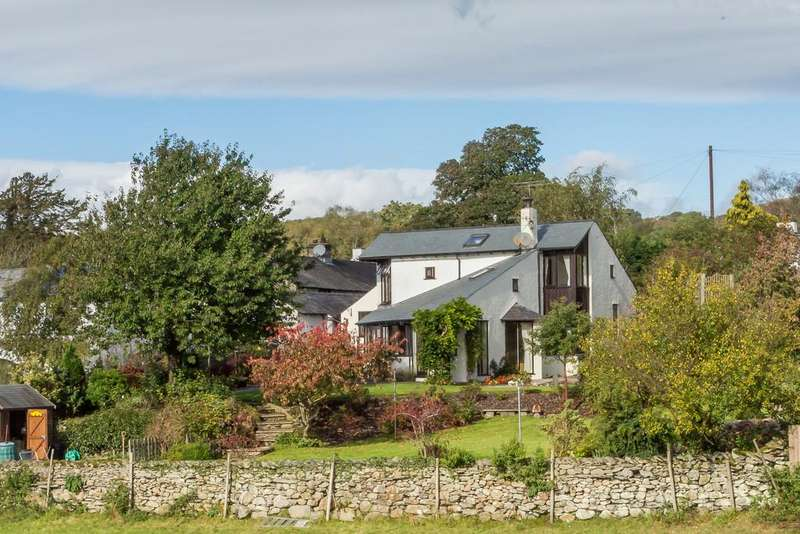 4 Bedrooms Detached House for sale in Orchard House, Crosthwaite, Kendal, LA8 8HX