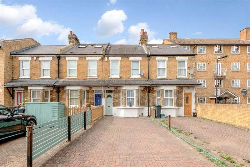 3 Bedrooms House for sale in Hamilton Road, Lambeth, London, SE27