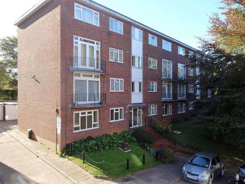 2 Bedrooms Apartment Flat for sale in The Larches, Luton