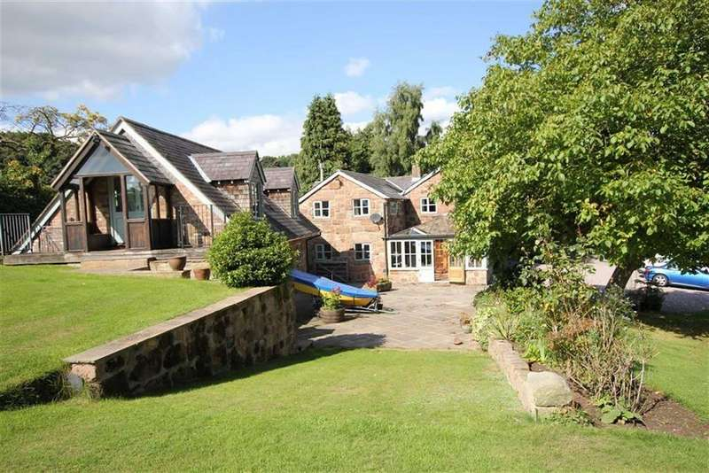 5 Bedrooms Detached House for sale in Gallantry Bank, Bickerton