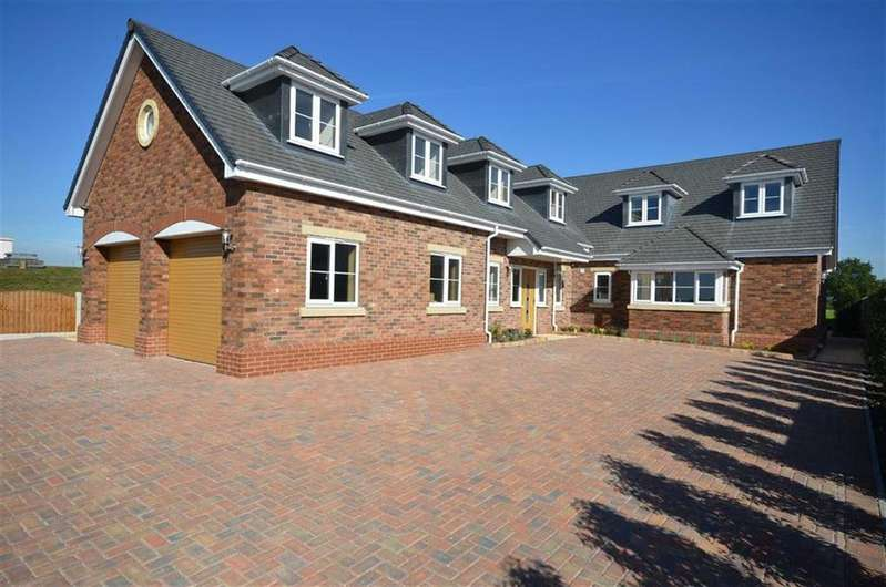 5 Bedrooms Detached House for sale in Summerhill, Milwich, Stafford