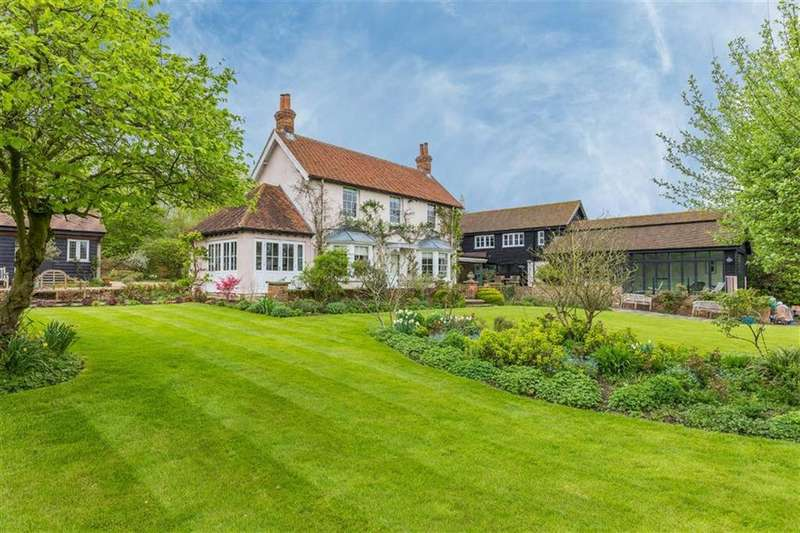 6 Bedrooms Detached House for sale in Ashendene Road, Bayford, Hertfordshire