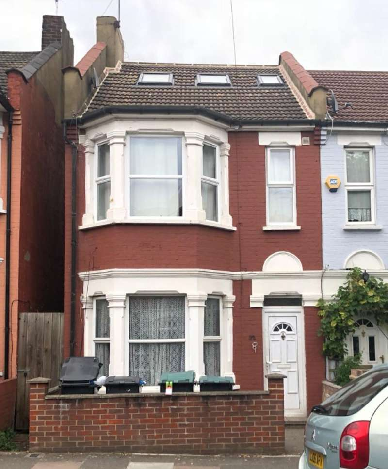 3 Bedrooms End Of Terrace House for sale in Dunbar Road, Wood Green, London, N22 5BE