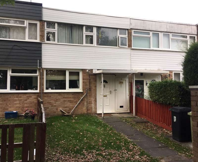 3 Bedrooms Terraced House for sale in Cullen Place, Bletchley, Milton Keynes, Buckinghamshire, MK2 3NP