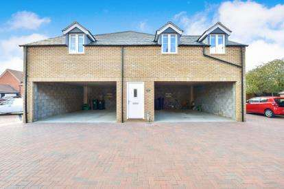 2 Bedrooms Flat for sale in Hare Lane, Cranfield, Bedford, Bedfordshire