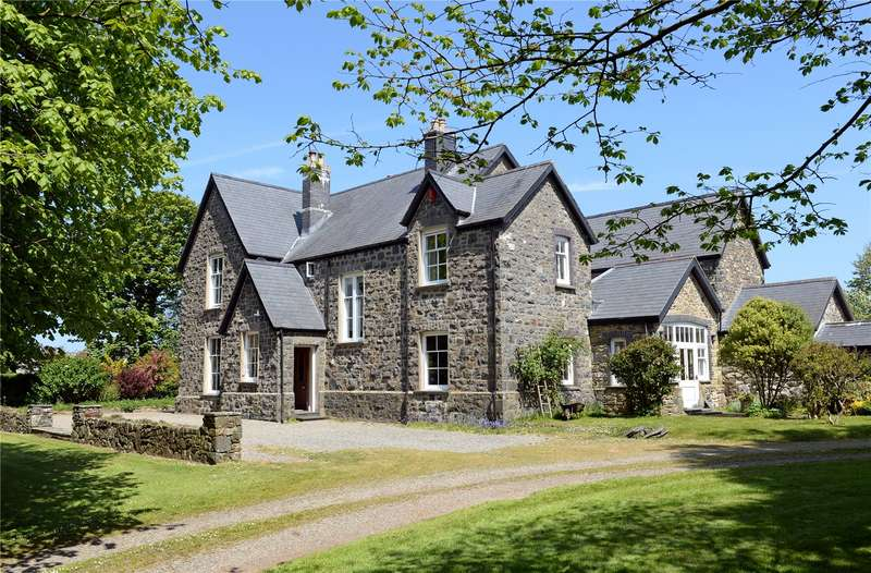 5 Bedrooms Detached House for sale in St Nicholas House, St. Nicholas, Goodwick, Pembrokeshire