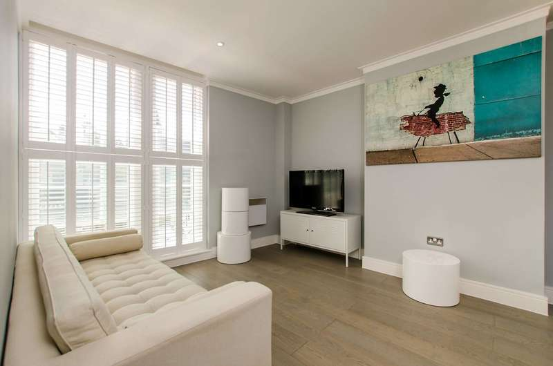 1 Bedroom Flat for sale in Clapham High Street, Clapham High Street, SW4