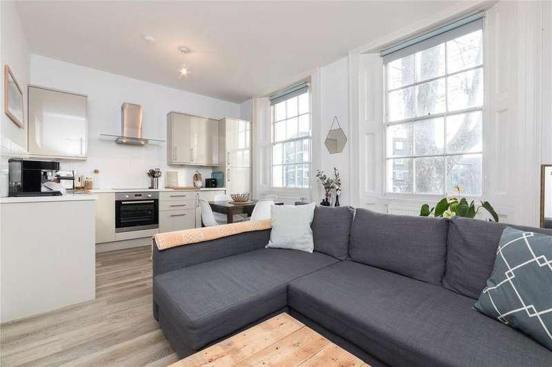 1 Bedroom Flat for sale in Agar Grove, London