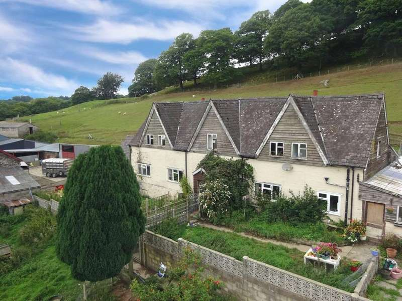 5 Bedrooms Farm Commercial for sale in Cefn Coch, Welshpool, Powys