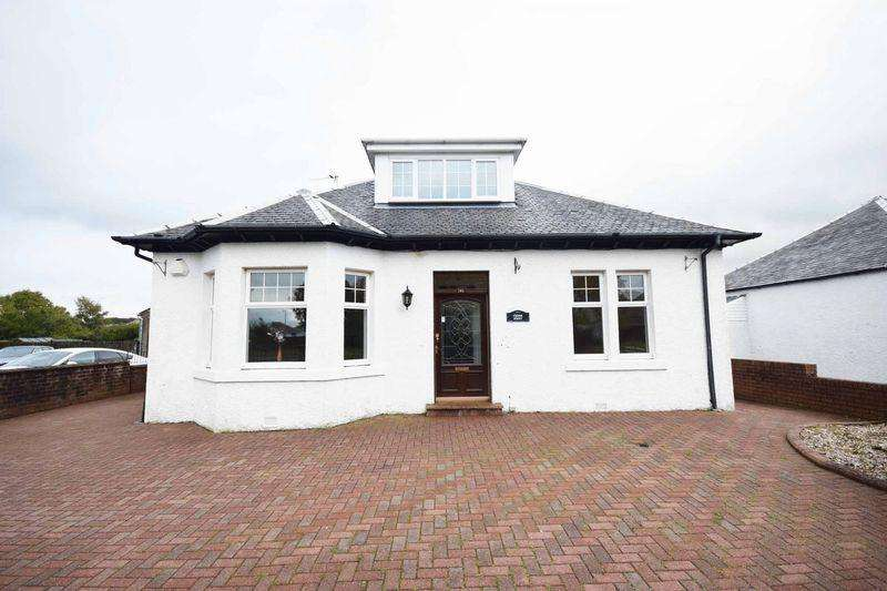 4 Bedrooms Detached Bungalow for sale in 183 Glaisnock Street , Cumnock, KA18 1JT