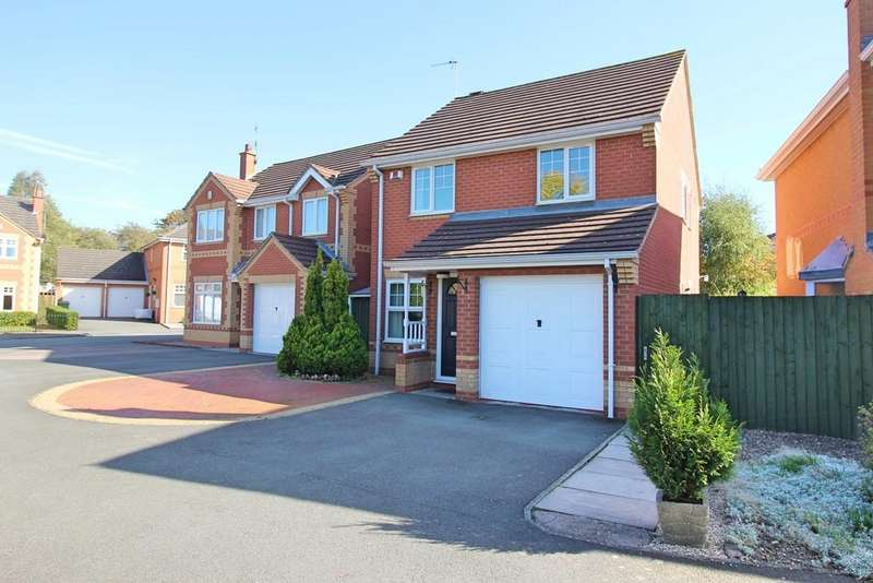 3 Bedrooms Detached House for sale in Starmer Close, Cosby